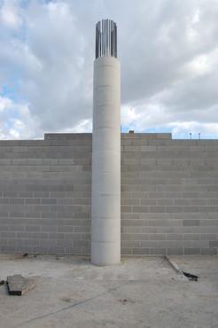 Executie, montaj Cofraje refolosibile pentru coloane cilindrice GEOPLAST - Poza 18