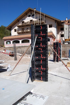 Executie, montaj Panouri refolosibile de cofraj modular GEOPLAST - Poza 5