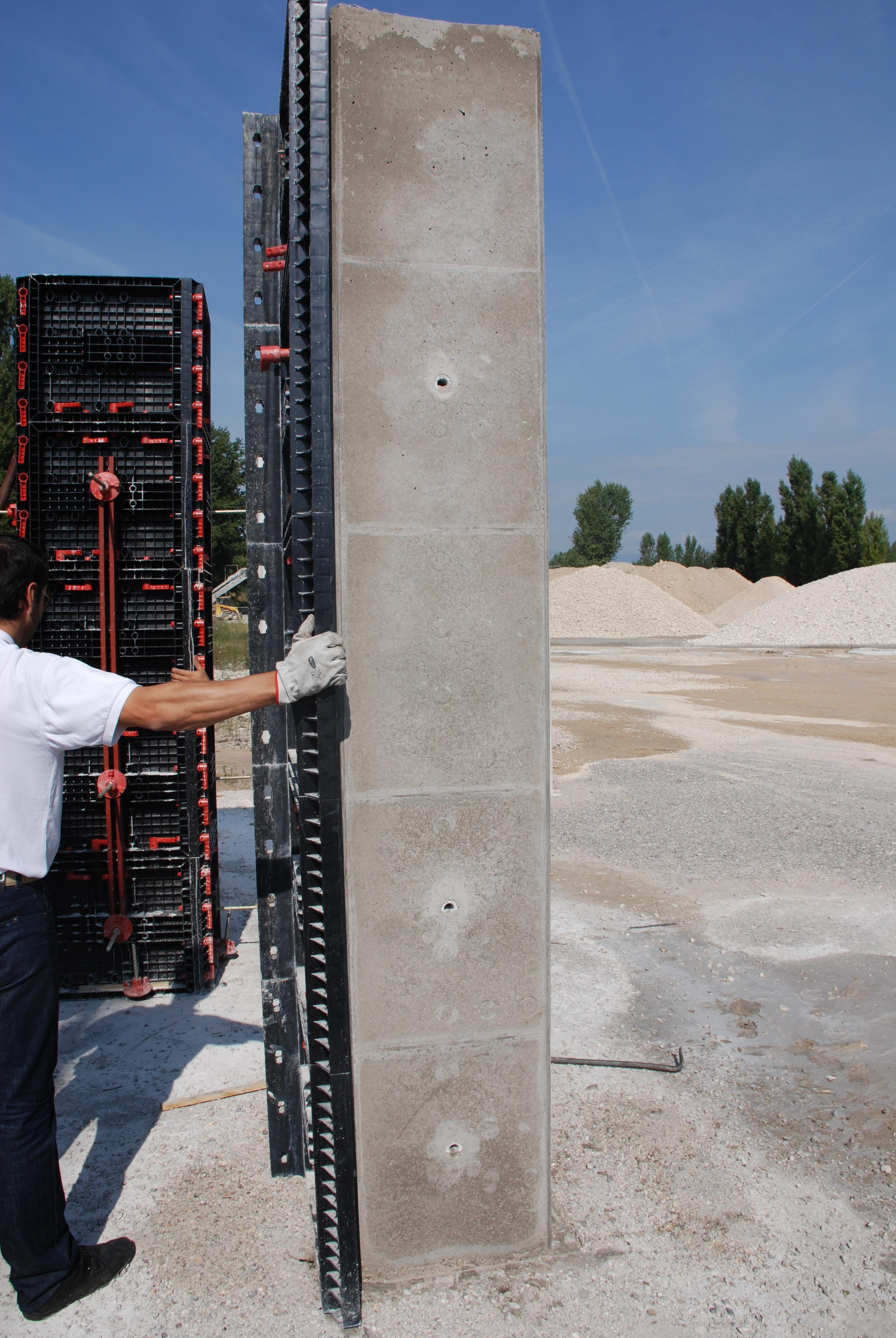 Panouri refolosibile de cofraj modular GEOPLAST - Poza 9