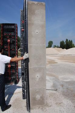 Executie, montaj Panouri refolosibile de cofraj modular GEOPLAST - Poza 9
