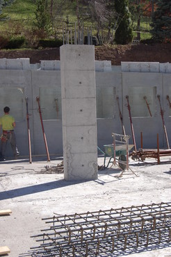 Executie, montaj Panouri refolosibile de cofraj modular GEOPLAST - Poza 10