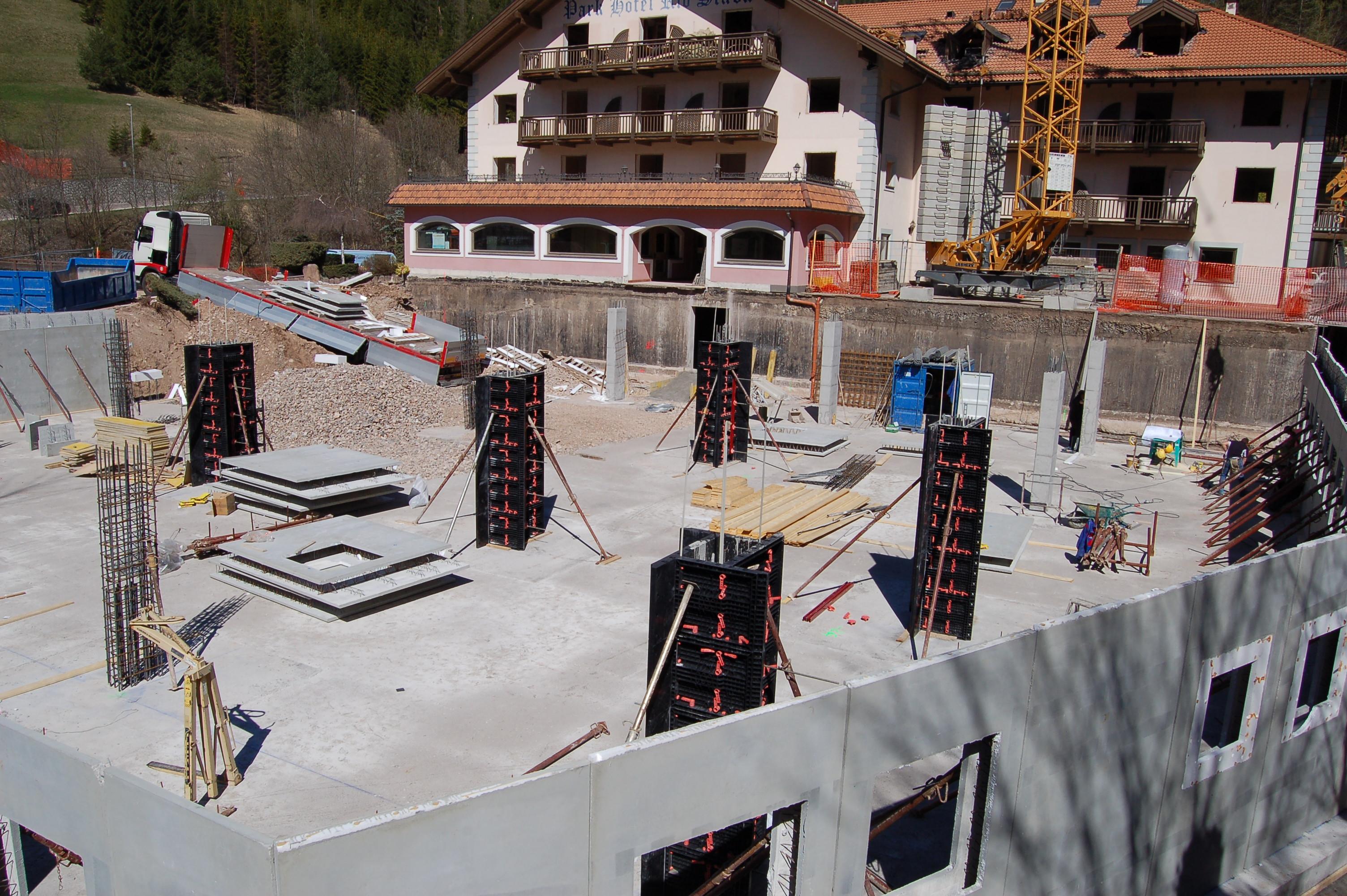 Panouri refolosibile de cofraj modular GEOPLAST - Poza 13