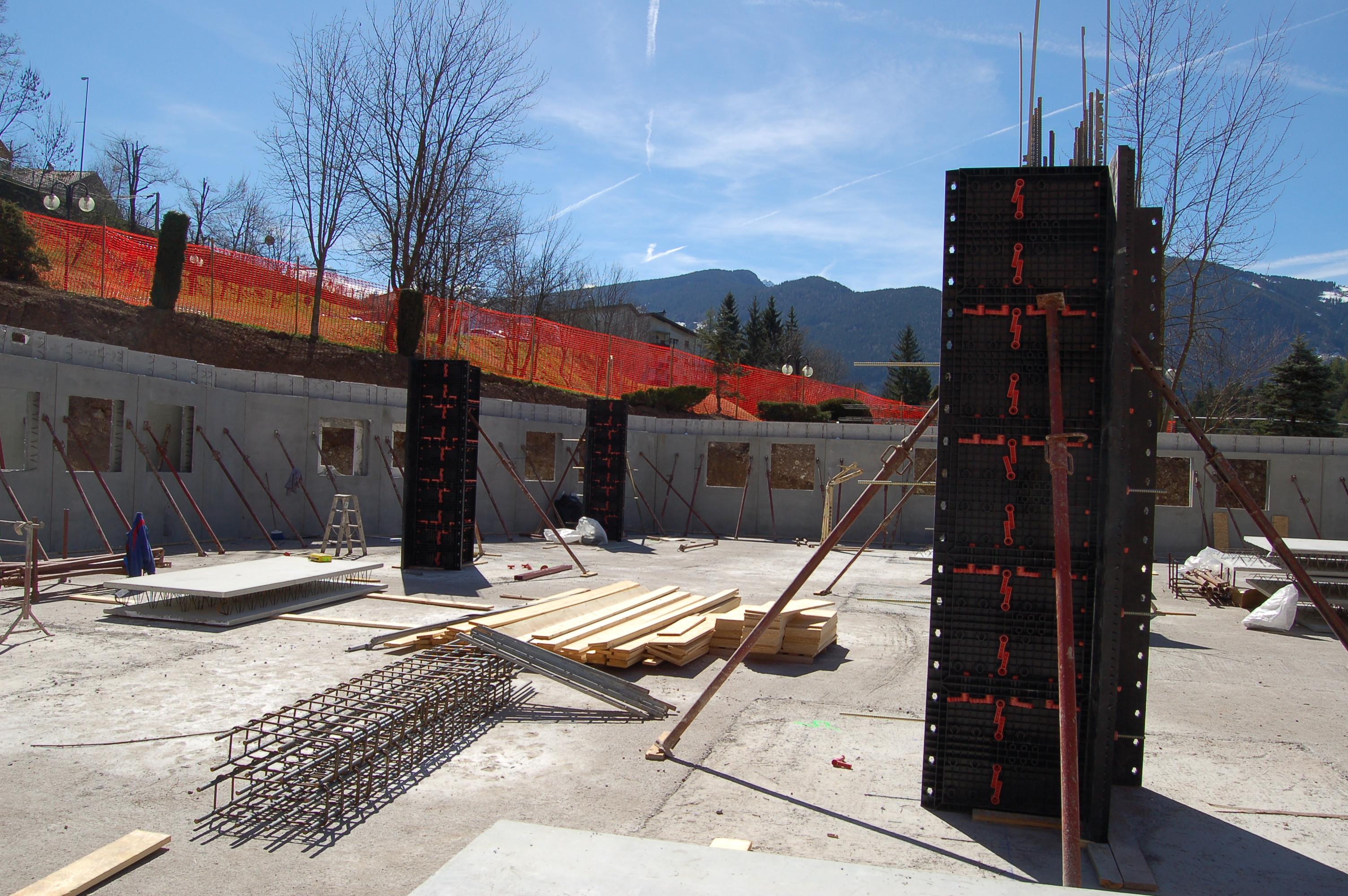 Panouri refolosibile de cofraj modular GEOPLAST - Poza 14