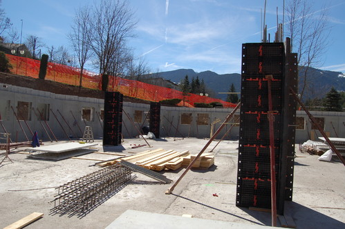Executie, montaj Panouri refolosibile de cofraj modular GEOPLAST - Poza 14