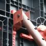 Cofraje refolosibile din material plastic pentru zidari - detaliu