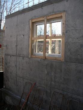 Executie, montaj Cofraje refolosibile din material plastic pentru zidari GEOPLAST - Poza 13