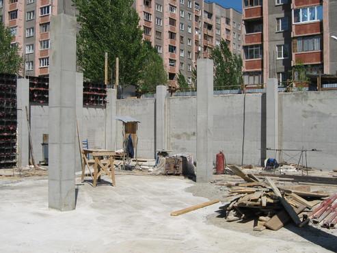 Executie, montaj Cofraje refolosibile din material plastic pentru zidari GEOPLAST - Poza 16
