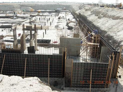 Executie, montaj Cofraje refolosibile din material plastic pentru zidari GEOPLAST - Poza 20