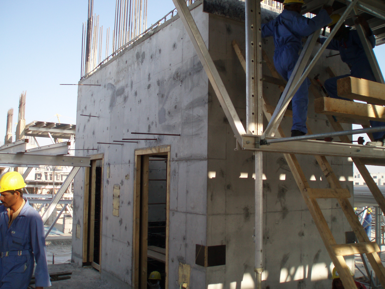 Cofraje refolosibile din material plastic pentru zidari GEOPLAST - Poza 22