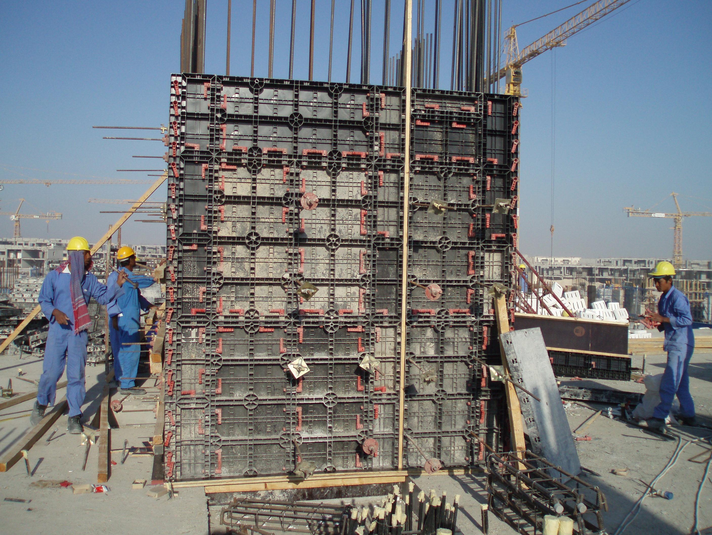 Cofraje refolosibile din material plastic pentru zidari GEOPLAST - Poza 25