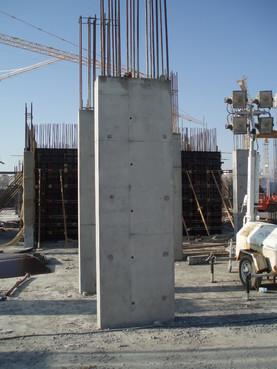 Executie, montaj Cofraje refolosibile din material plastic pentru zidari GEOPLAST - Poza 26