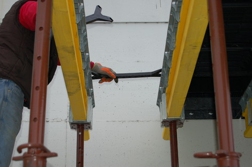 Executie, montaj Cofraje refolosibile pentru plansee cu nervuri pe o singura directie GEOPLAST - Poza 2