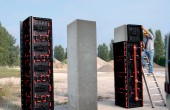 Cofraje reutilizabile cu diverse aplicatii GEOPLAST ofera urmatoarele tipuri de cofraje refolosibile: GEOTUB® - Cofraje refolosibile pentru realizarea coloanelor cilindrice,este primul cofraj reutilizabil din material plastic ABS, GEOPANEL® STAR- este un panou de cofraj modular din material plastic ABS, rezistent la impact, proiectat pentru a cofra coloane, fundatii si ziduri din beton armat, Cofraje refolosibile pentru zidarii cat si cofraje refolosibile pentru plansee.