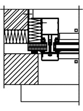 Detalii inchidere BC004001 REYNAERS ALUMINIUM
