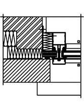 Detalii inchidere BC004002 REYNAERS ALUMINIUM