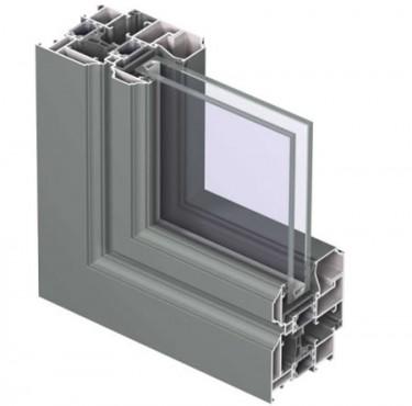 Profile din aluminiu pentru ferestre CS 68 REYNAERS ALUMINIUM - Poza 8