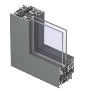 Profile din aluminiu pentru ferestre CS 77 REYNAERS ALUMINIUM - Poza 11