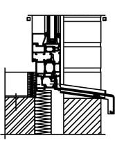 Detalii inchideri BC002001 REYNAERS ALUMINIUM