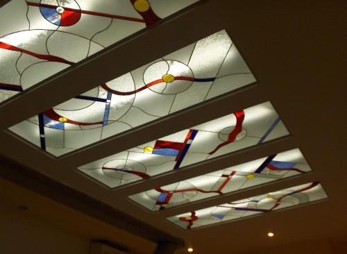 Vitralii pentru plafoane COLOR ART - Poza 4