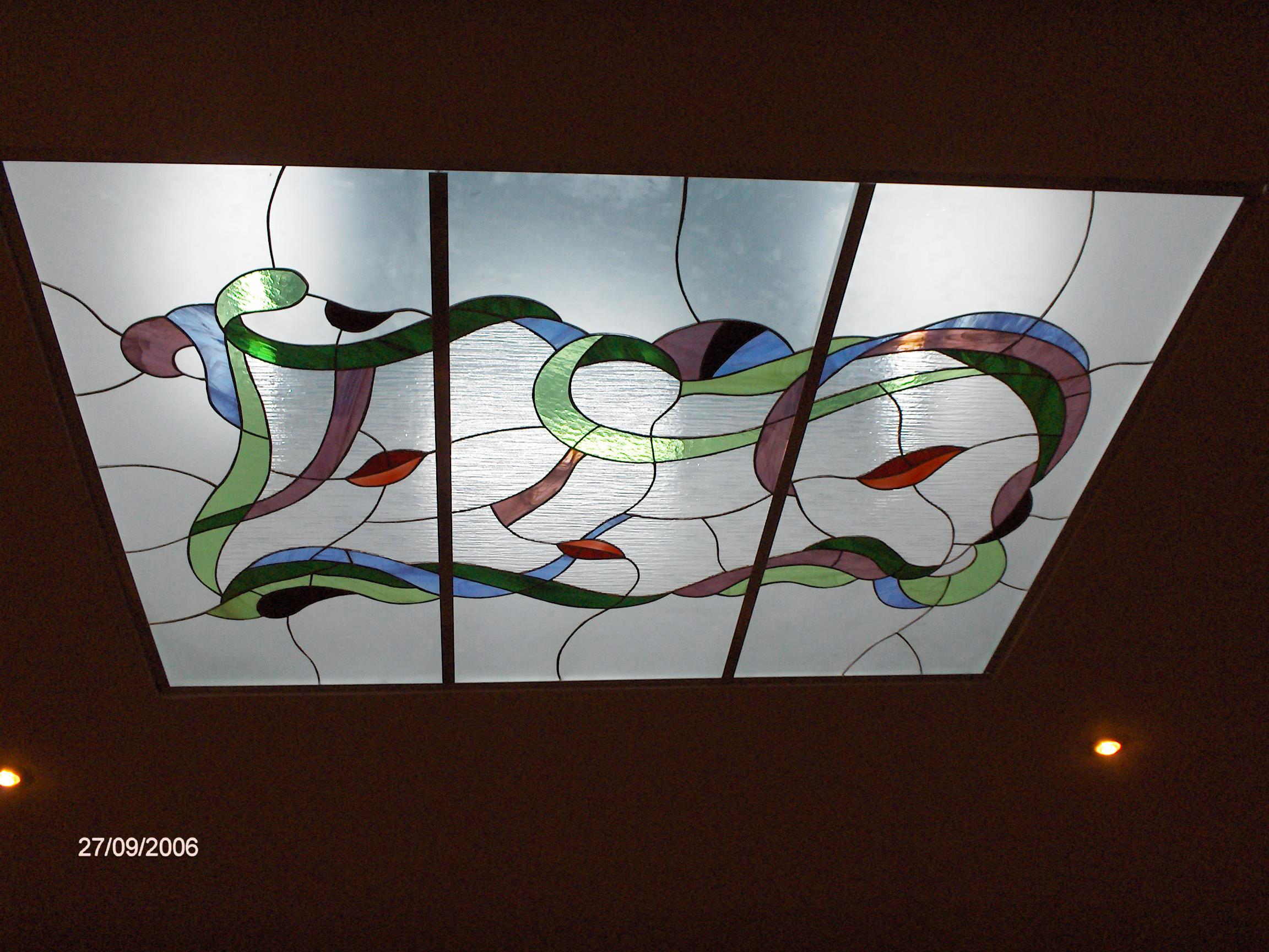 Vitralii pentru plafoane COLOR ART - Poza 5