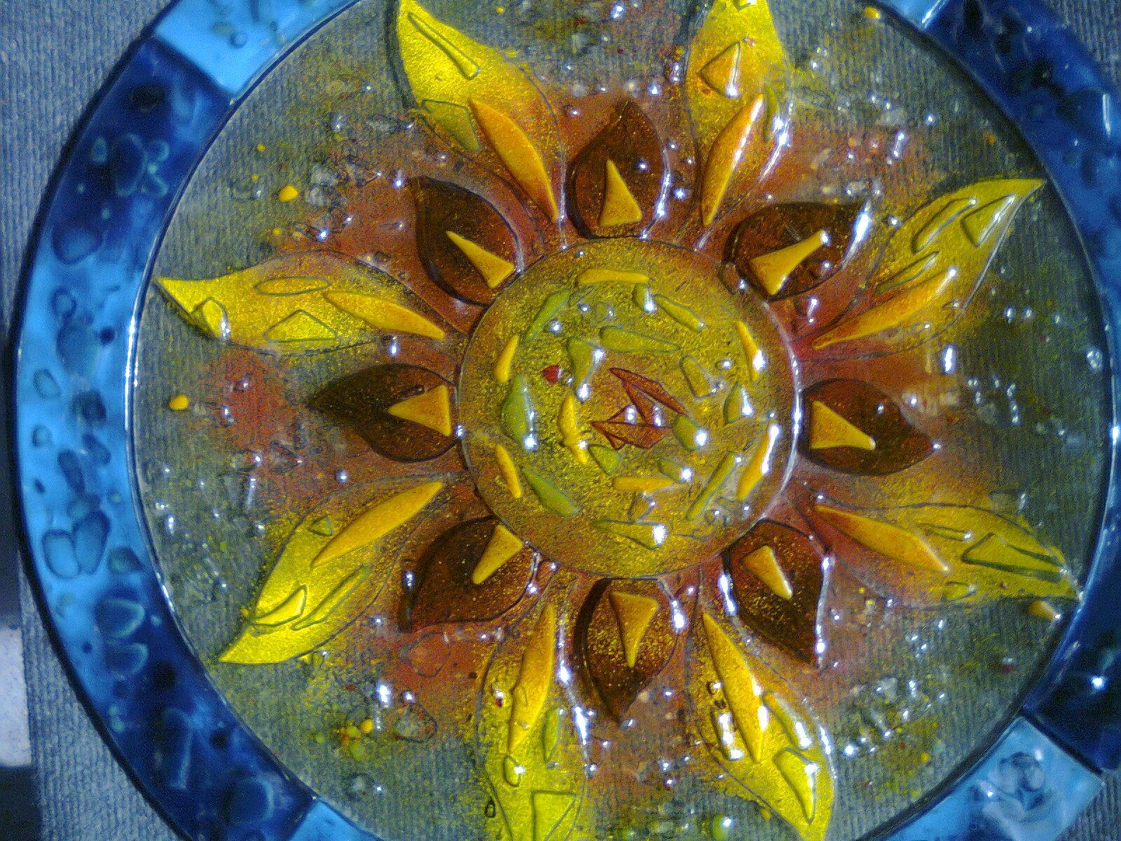 Sticla decorativa COLOR ART - Poza 1
