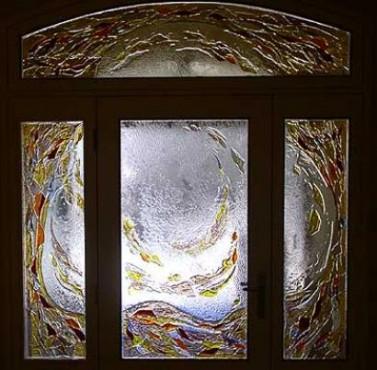Sticla decorativa COLOR ART - Poza 9