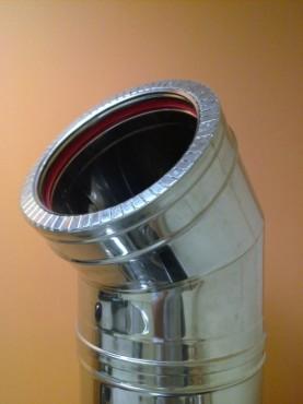 Prezentare produs Cos de fum din inox Agogos - Poza 3