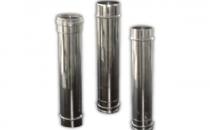 Cosuri de fum din inox Cosul de fum Agogos este o structura metalica cu sectiunea perfect rotunda destinat pentru evacuarea gazelor arse.
