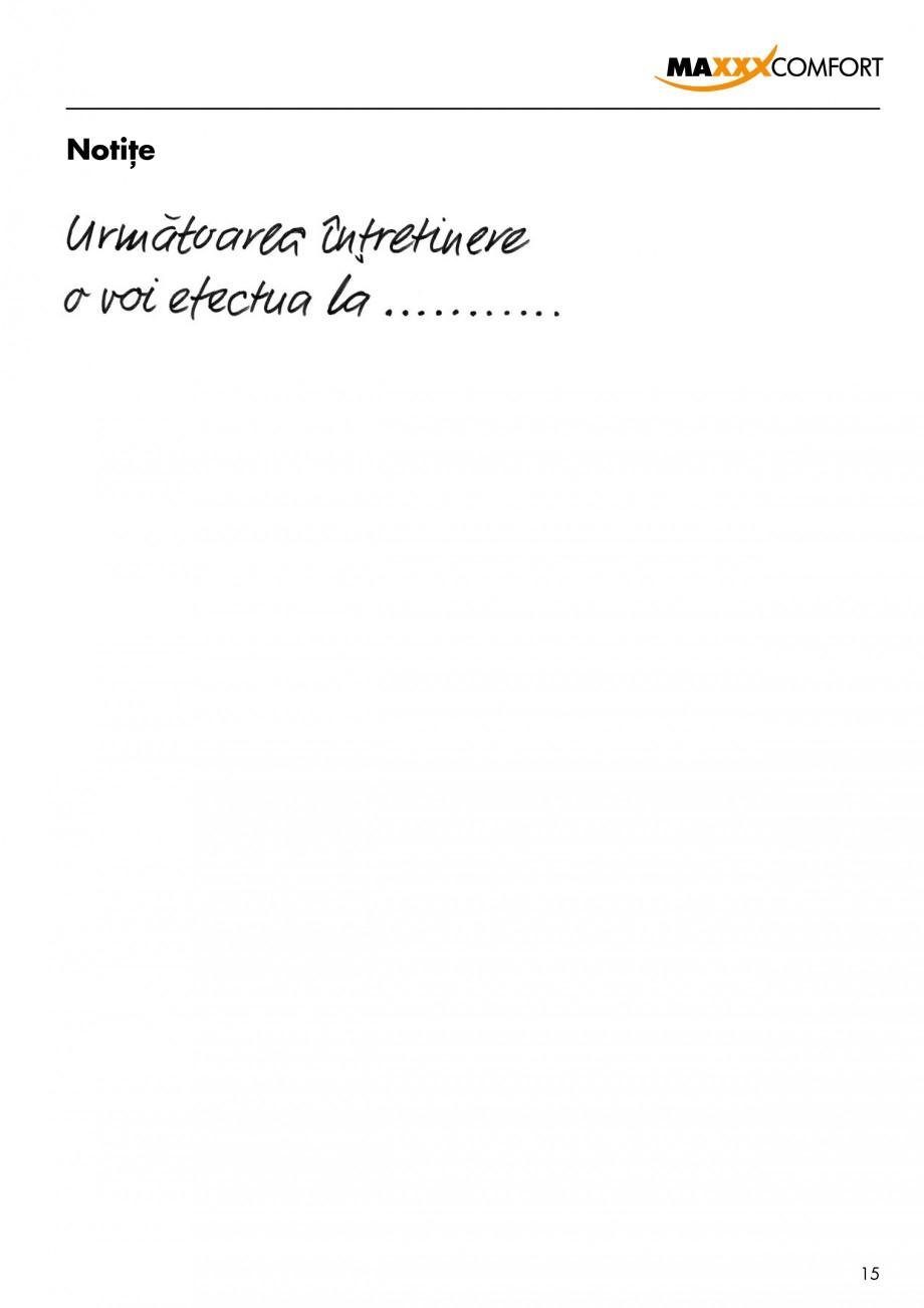 Pagina 15 - Aspirator central de praf rezidential DRAINVAC AUTOMATIK Instructiuni montaj, utilizare ...