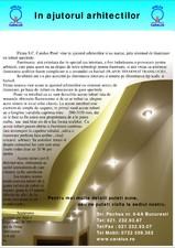 Solutii de iluminat interior si exterior cu tuburi Cold Catode - Arhitecti CARALUX