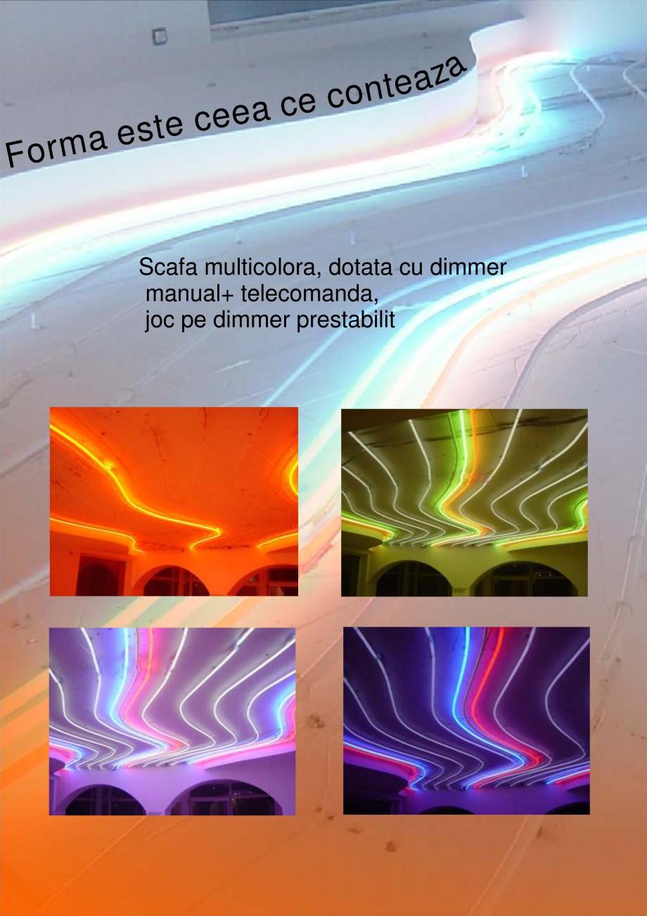 Pagina 2 - Solutii de iluminat interior si exterior cu tuburi Cold Catode - Arhitecti CARALUX...