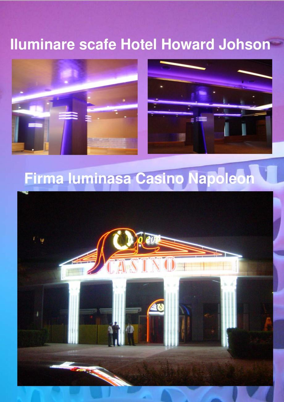 Pagina 6 - Solutii de iluminat interior si exterior cu tuburi Cold Catode - Arhitecti CARALUX...