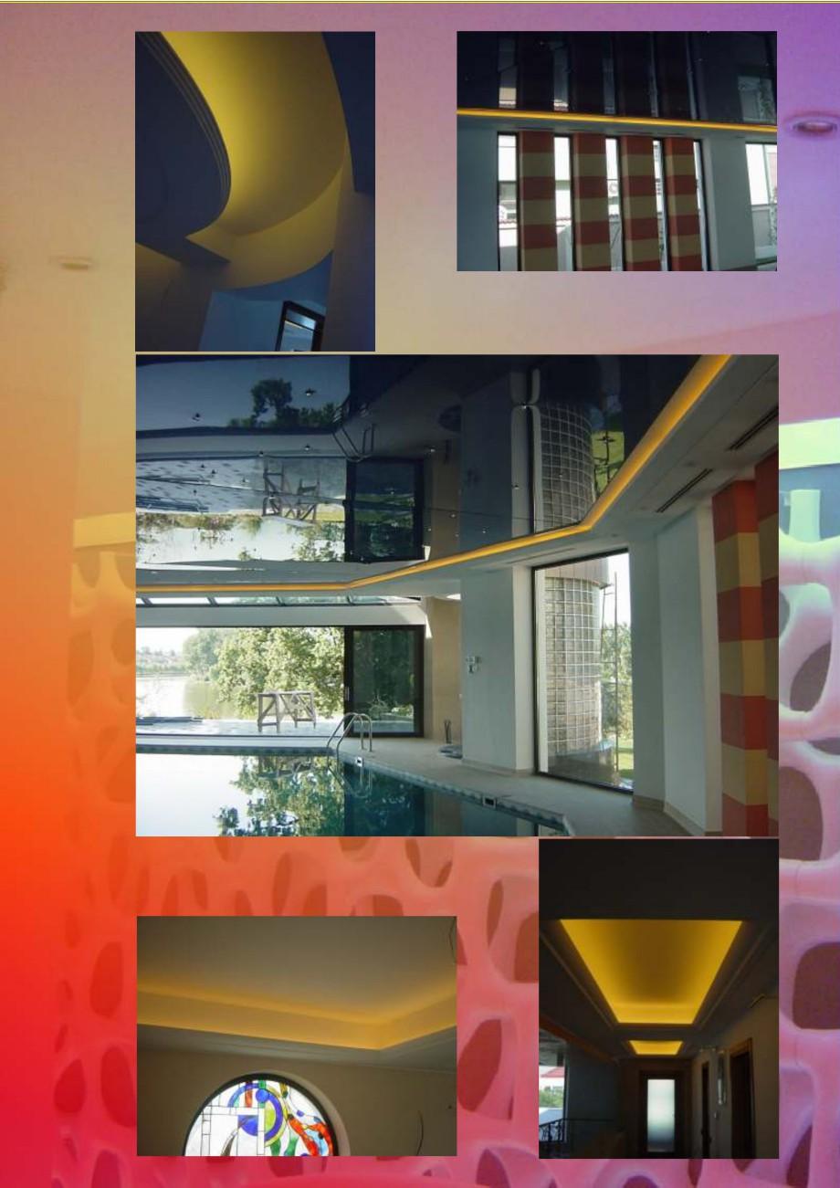 Pagina 7 - Solutii de iluminat interior si exterior cu tuburi Cold Catode - Arhitecti CARALUX...