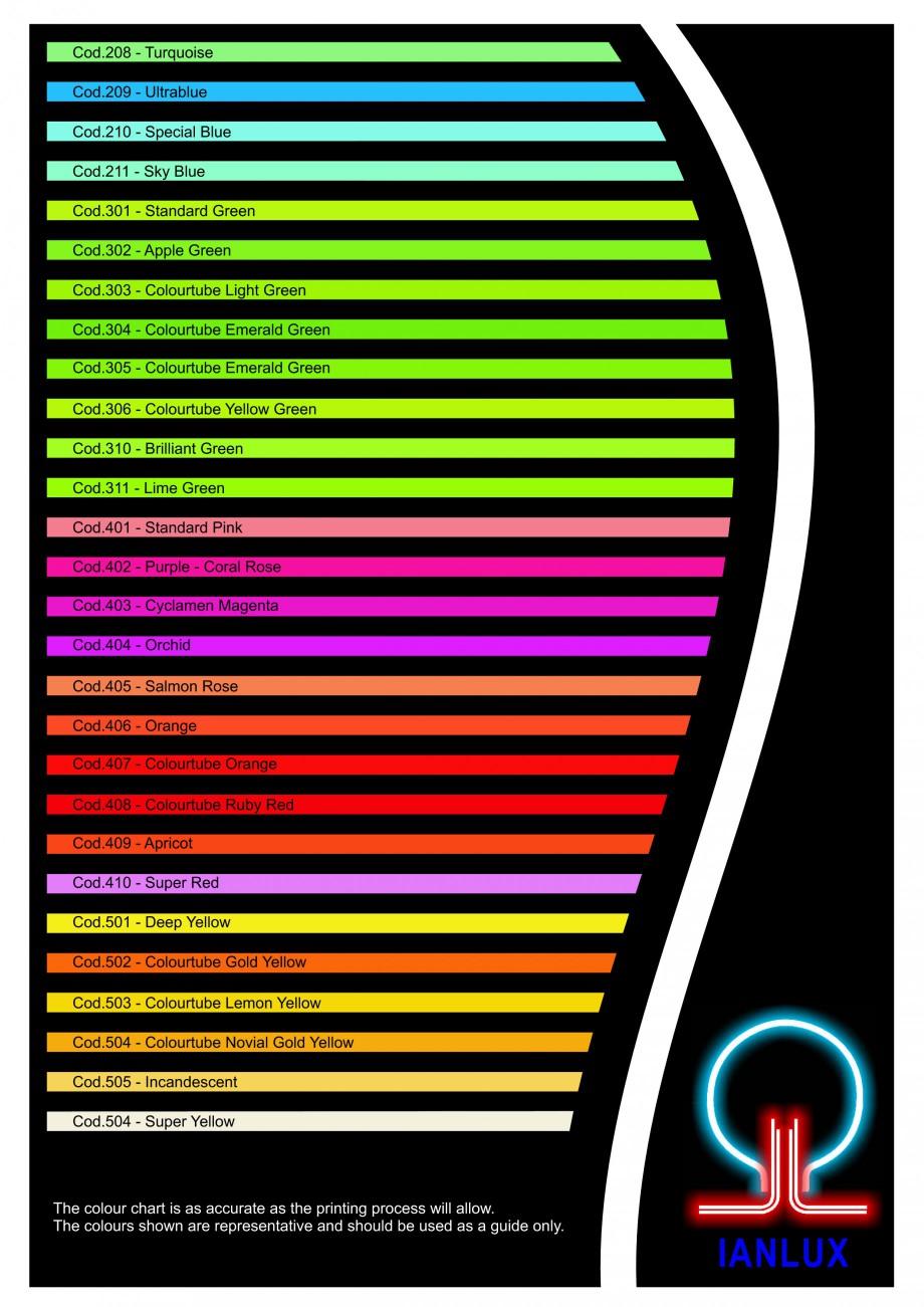 Pagina 3 - Color chart for I-LITE system CARALUX Paletare si texturi Engleza