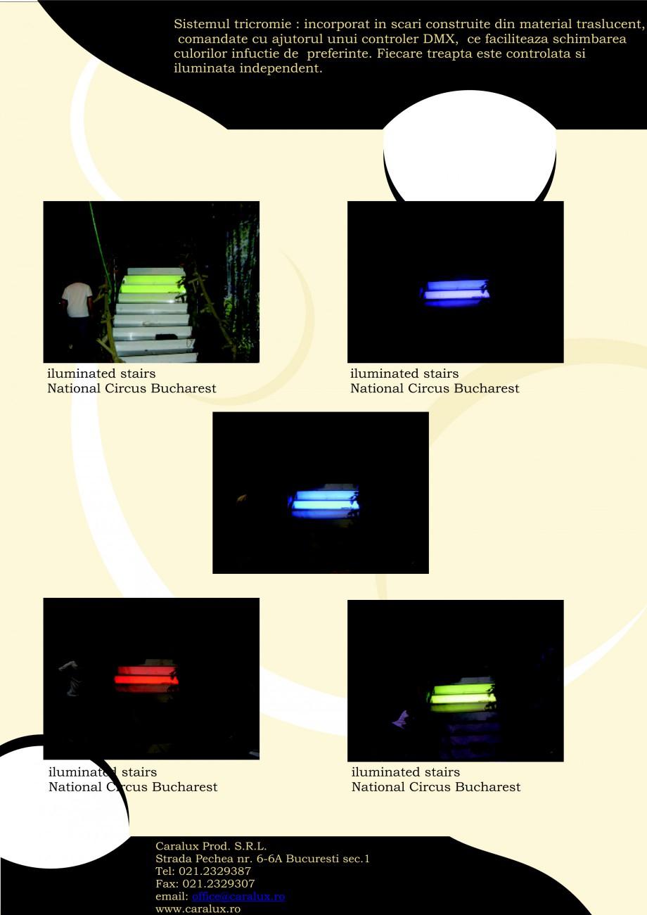 Pagina 16 - Iluminarea interioare - Neon Light   CARALUX Catalog, brosura Engleza