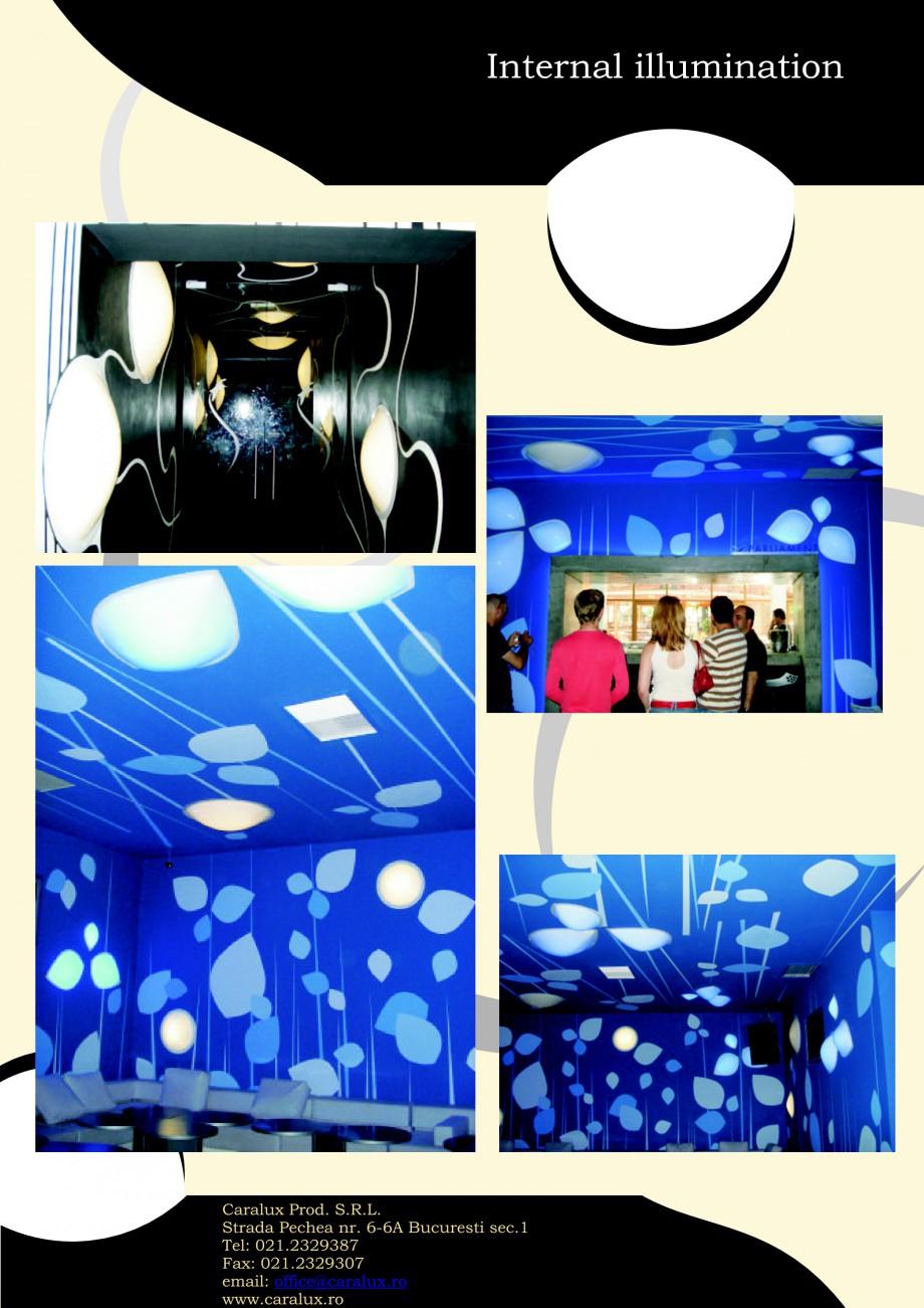 Pagina 18 - Iluminarea interioare - Neon Light   CARALUX Catalog, brosura Engleza