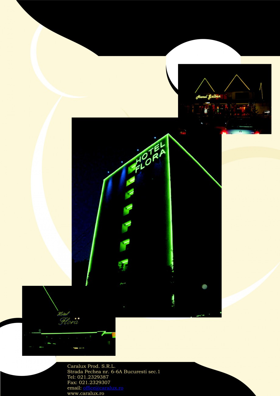 Pagina 20 - Iluminarea interioare - Neon Light   CARALUX Catalog, brosura Engleza