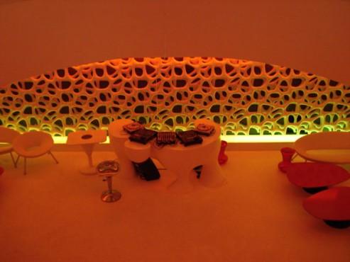 Sistem de iluminare - Club Embrio CARALUX - Poza 2