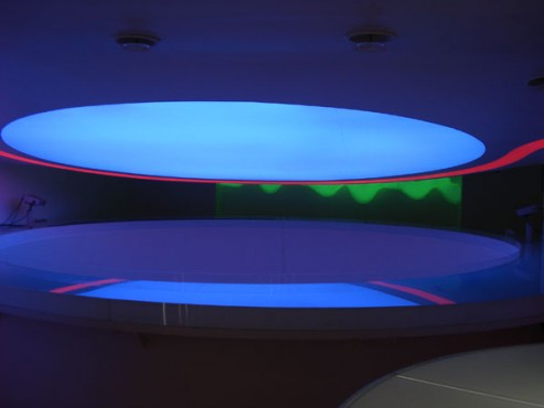 Lucrari de referinta Sistem de iluminare - Club Embrio CARALUX - Poza 3