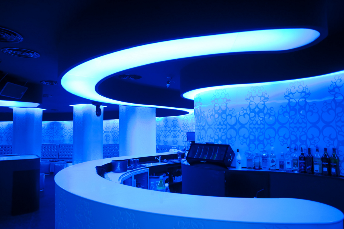 Sistem de iluminare - Club Shade CARALUX - Poza 1