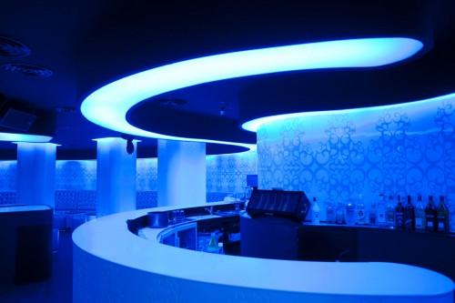 Lucrari de referinta Sistem de iluminare - Club Shade CARALUX - Poza 1