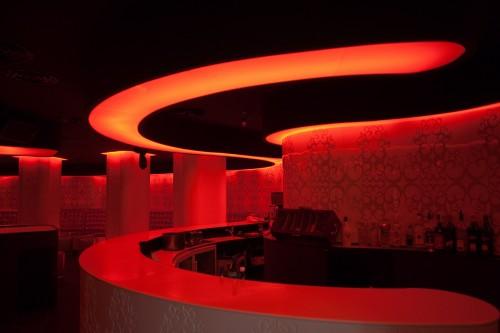 Lucrari de referinta Sistem de iluminare - Club Shade CARALUX - Poza 2