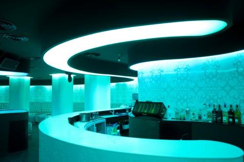 Lucrari de referinta Sistem de iluminare - Club Shade CARALUX - Poza 3