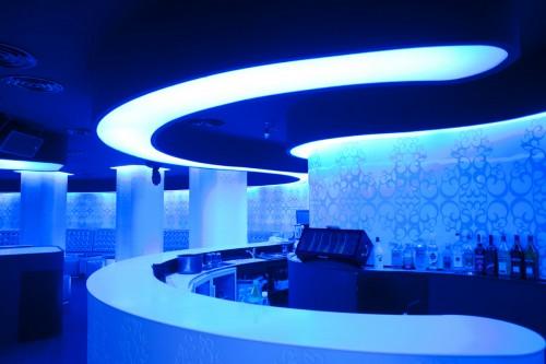 Lucrari de referinta Sistem de iluminare - Club Shade CARALUX - Poza 4