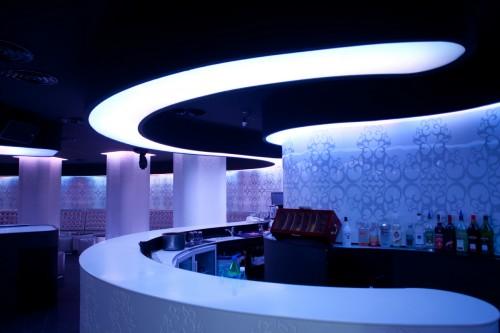 Lucrari de referinta Sistem de iluminare - Club Shade CARALUX - Poza 5