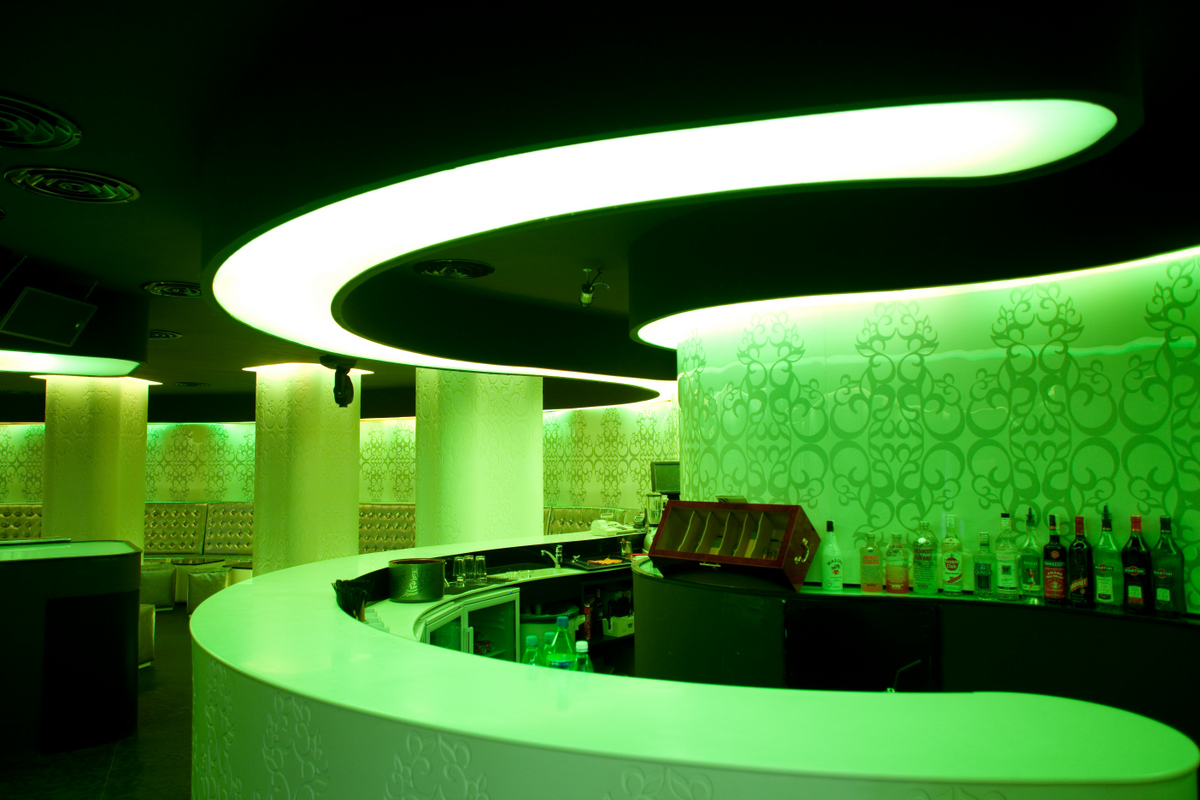 Sistem de iluminare - Club Shade CARALUX - Poza 7