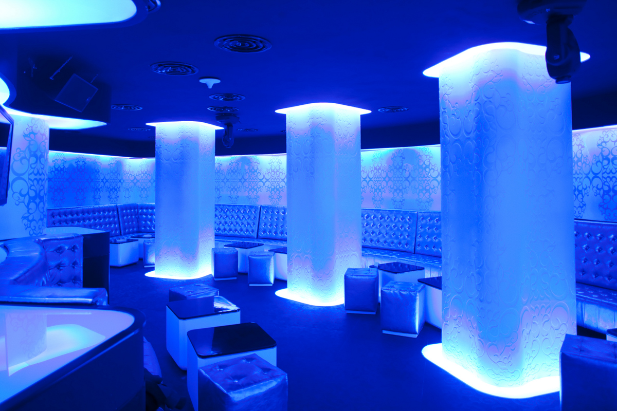 Sistem de iluminare - Club Shade CARALUX - Poza 9