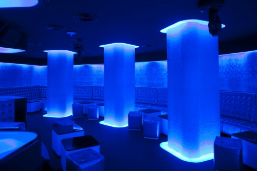 Lucrari de referinta Sistem de iluminare - Club Shade CARALUX - Poza 10