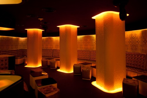 Sistem de iluminare - Club Shade CARALUX - Poza 11