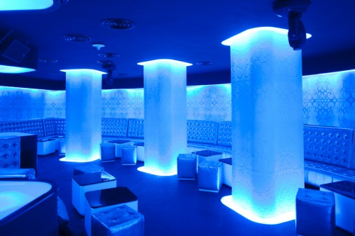 Lucrari de referinta Sistem de iluminare - Club Shade CARALUX - Poza 13